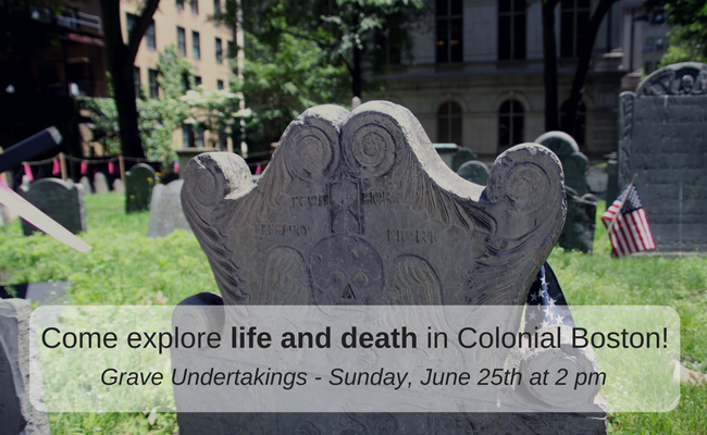 Grave Undertakings - Tour of the Month Sunday June 25th