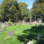 Copp's Hill Burying Ground; Public Domain