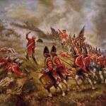Battle of Bunker Hill by Edward Percy Moran; Public Domain